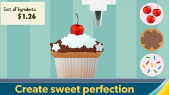 Motion Math Cupcake New STEM Apps for Kids