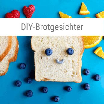 DIY-Brotgesichter-Anleitung