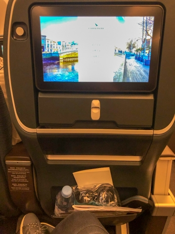 Cathay Pacific Premium Economy cabin review