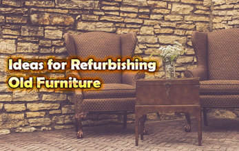 Photo of Ideas for Refurbishing Old Furniture