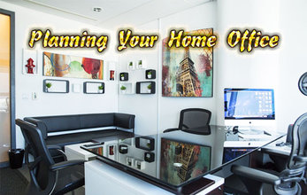 Photo of Planning Your Home Office