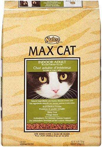 Nutro Max Indoor Cat Adult Dry Cat Food