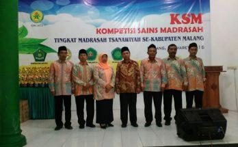 Lagi, MTsN Malang III Juara Umum KSM Kabupaten Malang