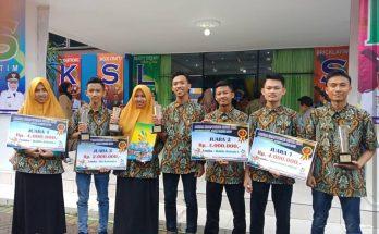 Rutin Berlatih Usai Pulang Sekolah, Tiga Siswa SMKM 1 Nominasi LKS SMK Nasional