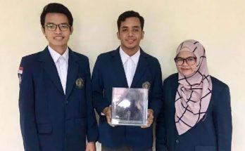 3 Mahasiswa UB Sulap Limbah Air Rumah Potong Hewan Jadi Energi Listrik