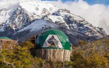 EcoCamp Patagonia holiday