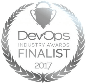 DevOps Industry Awards Finalist 2017