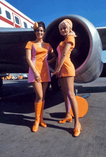 19602 air stewardess
