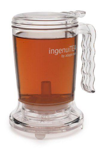 Adagio Teas IngenuiTEA Iced/XL – Jarra para té (850 ml)