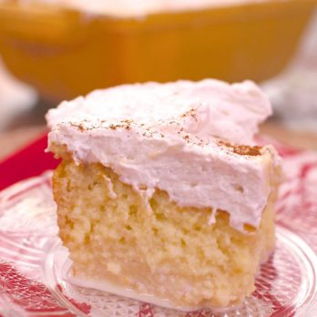 tres leches cake | one dish kitchen