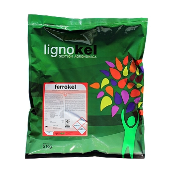 Micronutrientes ferrokel