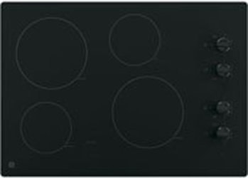 9. Black Electric Smoothtop Cooktop