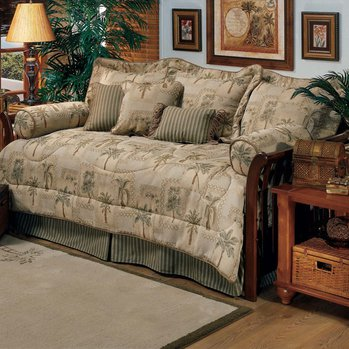 2. Palm Grove 5 Piece Daybed Set