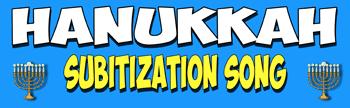 Hanukkah subitization song