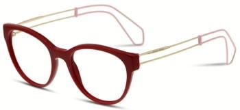 Miu Miu MU 3PV eyeglasses | 40plusstyle.com