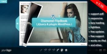 Flipbook WordPress Plugin Diamond
