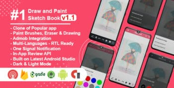 Sketch Book Clone - Draw, Sketch & Paint