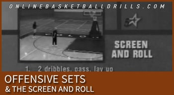 SCREEN AND ROLL 5