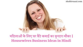 housewives business ideas in hindi