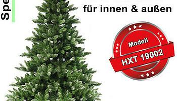 Künstlichen Weihnachtsbaum online günstig bestellen 210cm bis 270cm ab 24,90€