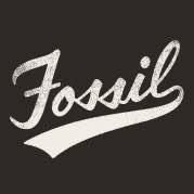 FOSSIL SALE Herrenuhr Set Luther in Edelstahl mit Wechselband