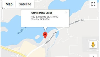 Crowson Law Wasilla Personal Injury Law Office