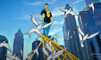 The Invincible Official Trailer Looks Like A Grown Up Superhero Animated Series