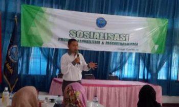 Cegah Dini dan Rehabilitasi, BNN Kabupaten Malang Sosialisasi Guru BK