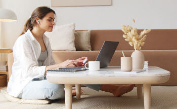 Hypnosis online in your own home