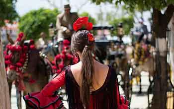 feria del caballo jerez Spain