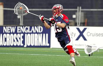 Lacrosse Goalie Adam Ghitelman
