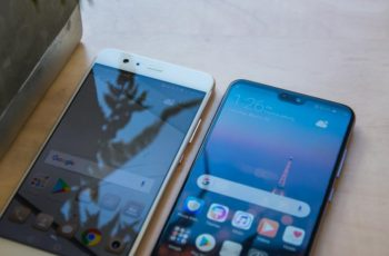 Come fare Screenshot Huawei P20 / P20 Pro e P20 Lite