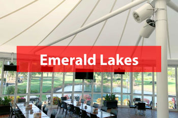 Emerald Lakes Golf CLub Benefits with Airius Cooling Fans