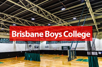 Brisbane Boys College Keep Cool with Airius Fans