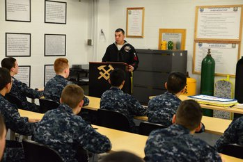 Navy Education