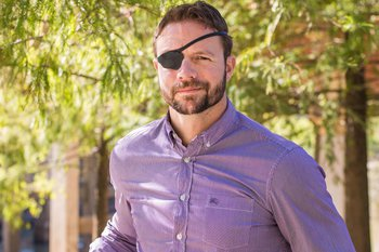 Veterans in Congress, Dan Crenshaw, Texas