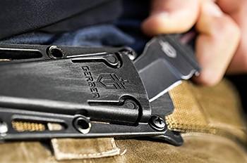 Gerber Ghoststrike knife for Self Defense