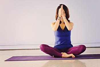 Yoga with CBD