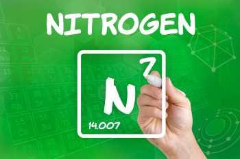 Nitrogen, atomic no 7