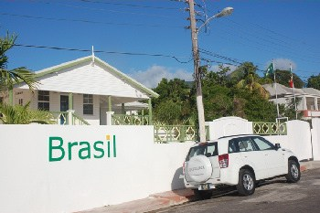 Embassy of Brazil permanently closes in St Kitts and Nevis