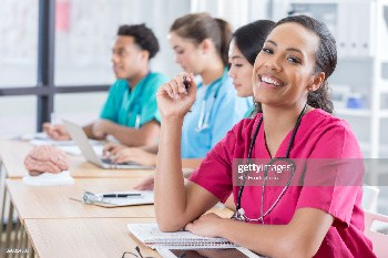What is the best way for adults to access specialized medical training?