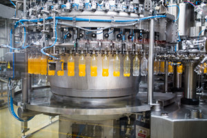 Beverage manufacturing applications for pumps