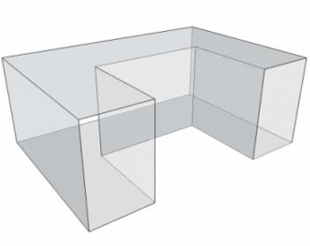 Sketchup 3D Model Akustik