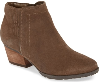 Blondo 'Valli 2.0' waterproof bootie | 40plusstyle.com