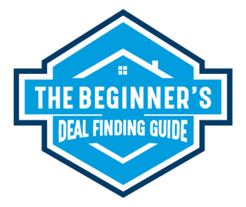 The Beginner's Deal Finding Guide Logo