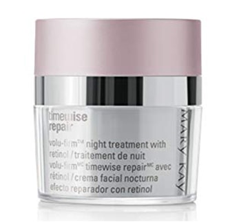 Mary Kay Timewise Repair Volu-firm Night Treatment with Retinol | 40plusstyle.com