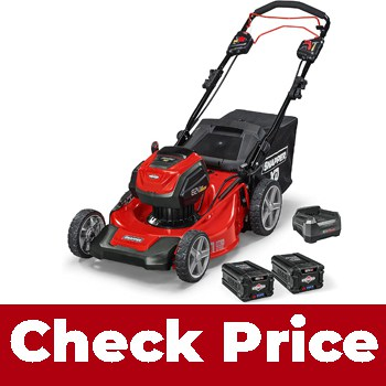 Snapper XD 82V MAX | Cordless Electric Self Propelled Lawn Mower