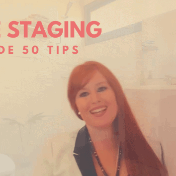 tips home staging