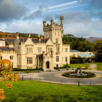 Solis Lough Eske Castle Donegal Irland