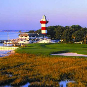 South Carolina Golfrundreise in den USA.
